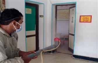 محافظ مطروح: رش وتطهير المدارس استعدادا لاستقبال العام الدراسي الجديد | صور