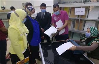 برنامج معايشة لمتدربي البرنامج الرئاسي في جامعة طنطا | صور