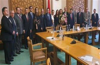 مساعدة وزير الخارجية للشئون الأمريكية تجتمع بسفراء دول أمريكا اللاتينية لمناقشة العلاقات الثنائية