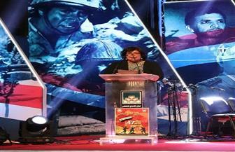 وزيرة الثقافة: التضحيات التي قدمها أبطال القوات المسلحة رسمت مستقبل الأجيال الجديدة| صور