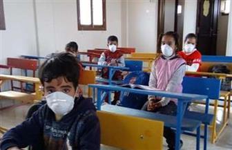 """بالتزامن مع انطلاق العام الدراسي الجديد.. """"بوابة الأهرام"""" تنشر خطة """"التعليم"""" لمواجهة كورونا بالمدارس"""