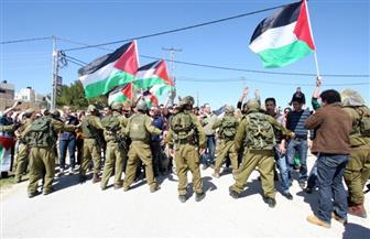 إصابات بين صفوف الفلسطينيين جراء قمع الاحتلال الإسرائيلي فعالية شرق رام الله