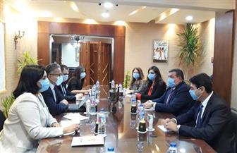 وزيرا السياحة  والإعلام يناقشان وضع إستراتيجية إعلامية للتسويق السياحي لمصر | صور