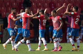 غرناطة يستعيد نغمة الانتصارات ويلحق بريال مدريد إلى صدارة الليجا مؤقتا
