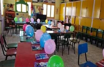 مدارس التعليم المجتمعي في القاهرة تتزين لاستقبال الطلاب