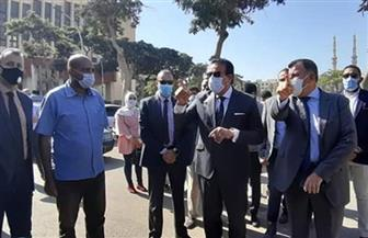 وزير التعليم العالي يطالب الطلاب بارتداء الكمامات.. والالتزام بإجراءات التباعد الاجتماعي