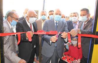 افتتاح توسعات مدرسة أحمد بهجت الرسمية لغات بالهرم| صور