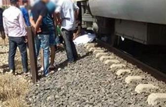 دفن شاب لقي مصرعه بعد سقوطه من قطار في العياط