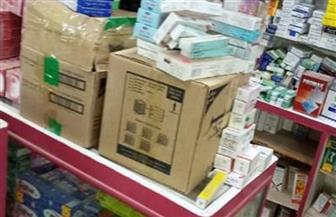 ضبط 11 ألف قرص وأمبول لأدوية محظور تداولها داخل صيدلية بالجيزة