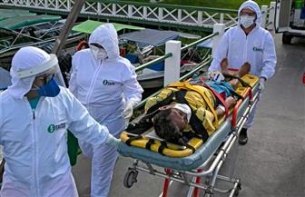 البرازيل تسجل أكثر من 34 ألف إصابة بفيروس كورونا و514 وفاة