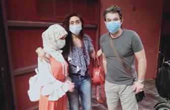 ثنائي العود غسان ودينا  يشاركان ذوي القدرات الخاصة في حفل افتتاح «أولادنا» | صور