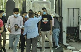 انتظام الدراسة بكليات جامعة المنيا وسط إجراءات احترازية مشددة