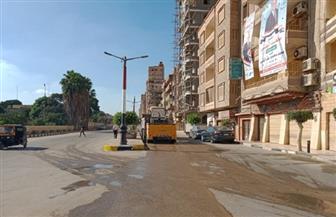 محافظ الغربية: رفع 160 طن قمامة ومخلفات في حملات مكثفة بالمدن | صور