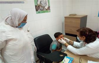 الكشف على 1198 مريضا في قافلة طبية في كوم حمادة | صور
