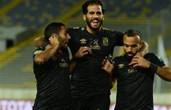 نهاية المباراة.. الوداد 0-2 الأهلي