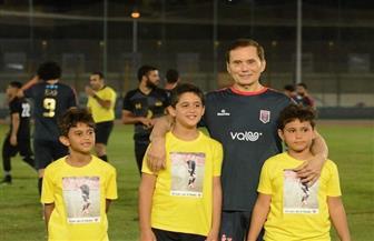 """""""بهادر"""" يسجل رقما قياسيا كأكبر لاعب كرة قدم في العالم"""