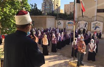 رئيس القطاع الأزهري لطلاب معاهد مدينة نصر: عليكم نشر الوسطية في المجتمع | صور
