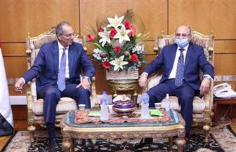 وزارة العدل تطلق نظام تجديد الحبس الإلكتروني عن بعد   صور