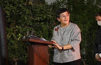 وزيرة الخارجية الإسبانية: الدفاع عن حقوق النساء في مقدمة أجندة الحكومة | صور