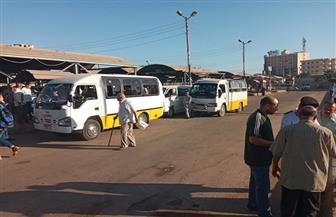 توفير 30 أتوبيسا وميكروباصا لنقل طلاب دسوق إلى جامعة كفرالشيخ |صور