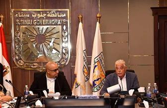 وزير الإسكان ومحافظ جنوب سيناء يتفقدان مشروع إنشاء 62 منزلا بدويا بمنطقة الجبيل