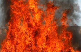 """النيران تلتهم المركز التجاري """"حافظ سنتر"""" في لاهور بباكستان"""