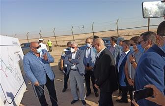 وزير الإسكان: تنفيذ 10 مشروعات للصرف الصحي بجنوب سيناء| صور