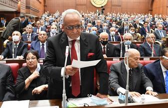 ننشر كلمة رئيس المستشار بهاء أبو شقة عقب فوزه بوكالة مجلس الشيوخ
