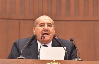 «مستقبل وطن» يهنئ المستشار عبدالوهاب عبدالرازق برئاسة مجلس الشيوخ
