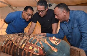"""""""وزيري"""" يكشف حقيقة البئر الأثري الجديد بسقارة"""