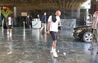 بعثة الزمالك تغادر فندق الإقامة إلى مطار محمد الخامس