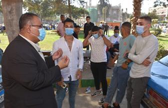 نصائح من جامعة عين شمس للطلاب لتفادي خطر فيروس كورونا | صور