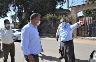 محافظ الغربية يوجه برفع الإشغالات والقمامة وتحرير محاضر للمخالفين بطنطا | صور