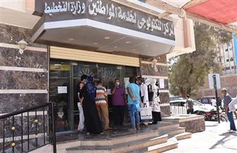 رضا جاب الله: تلقينا 3300 طلب للتصالح على المباني المخالفة بمرسى مطروح | صور