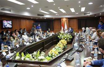 وزير الشباب يطلق ملتقى دعم البطل الرياضي في الدراما الفنية | صور