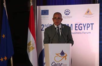 ملخص فعاليات وأنشطة ثاني أيام أسبوع القاهرة للمياه| صور