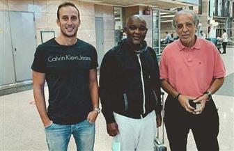 بيتسو موسيماني يصل القاهرة لقيادة تدريبات الأهلي اليوم