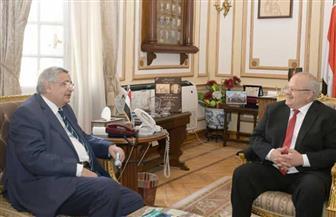 رئيس جامعة القاهرة: رفع درجة الاستعداد بالمستشفيات تحسبا لموجة ثانية من فيروس كورونا|صور