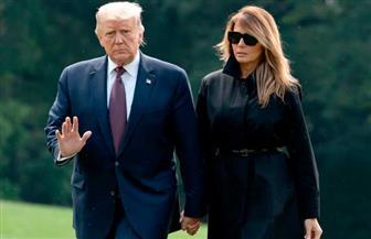 ترامب يسير إلى مروحية ويغادر البيت الأبيض متوجها إلى المستشفى