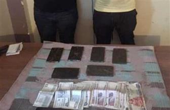 ضبط 100 طربة حشيش بحيازة اثنين من العناصر الإجرامية بالإسكندرية