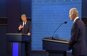 إغلاق مكبر الصوت لمنع المقاطعة في المناظرة الأخيرة بين ترامب وبايدن