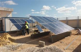 «الزراعة»: تركيب محطة لتحلية المياه بمطروح | صور