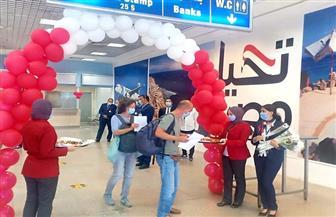 نائب وزير الطيران المدني يشهد مراسم تجديد شهادة الأيزو لمطار شرم الشيخ الدولي