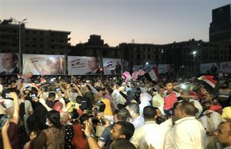 احتفالات المواطنين بذكرى انتصارات أكتوبر في المنصورة   صور