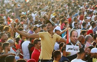 وتبقى مصر آمنة مستقرة.. ختام فعاليات يوم النصر ودعم الرئيس بمشاركة الآلاف بالقاهرة والمحافظات | صور