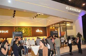 إقبال كبير في اليوم الثاني لمعرض «الأهرام عقاري».. والعارضون: حققنا مبيعات غير متوقعة | صور