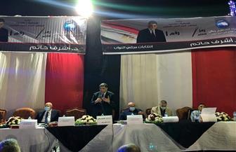 وزير الصحة الأسبق يدعو مواطني دائرة عابدين والوايلي لاتخاذ الإجراءات الوقائية ضد كورونا |صور