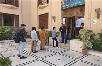 جامعة القاهرة تواصل تسكين الطلاب المغتربين والوافدين بالمدن الجامعية على مدار أسبوعين| صور