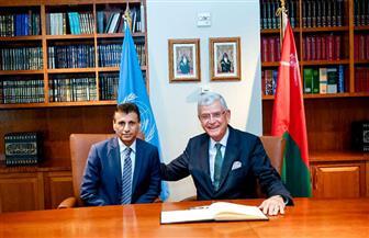 رئيس الجمعية العامة للأمم المتحدة: القيادة العمانية تتسم بالحكمة والواقعية | صور