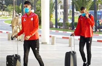 وصول بعثة الوداد المغربي إلى القاهرة